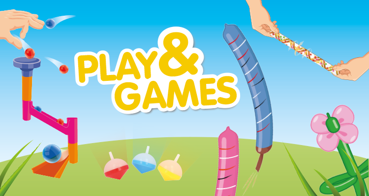 Play & Games Toys
