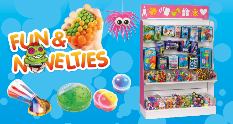 Fun & Novelties Toys