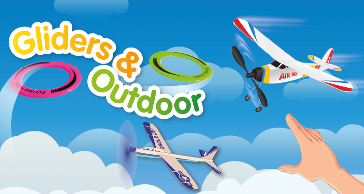 Gliders & Outdoor Toys
