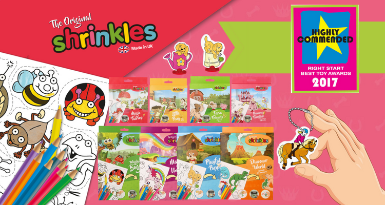Les Kits Manuels Shrinkles™