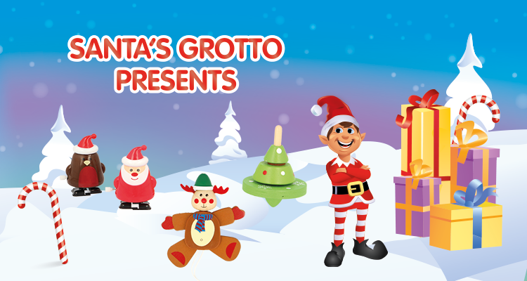 Christmas Grotto Toys