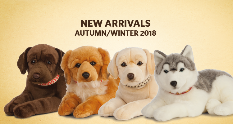 Living Nature™ Soft Toys Toys