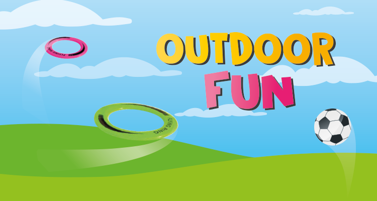 Outdoor Fun Toys