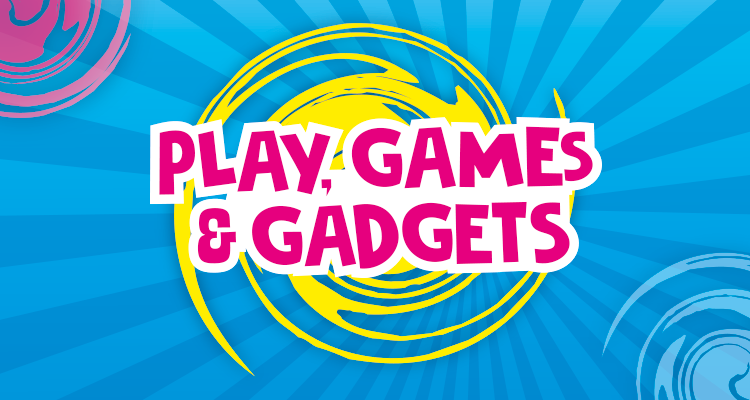 Play, Games & Gadgets Toys
