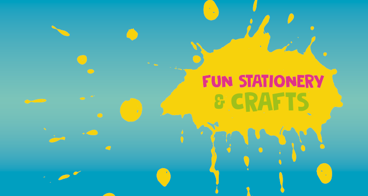 Fun Stationery & Crafts Toys