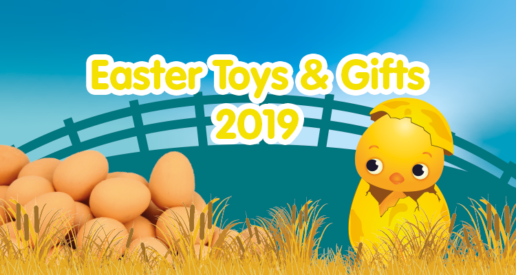 EASTER SELECTION 2019 Toys