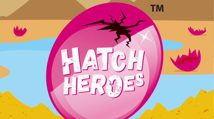 Hatch Heroes Toys
