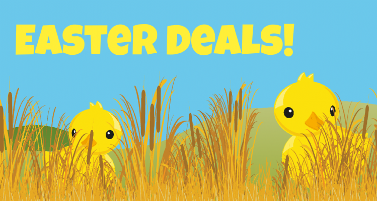 Easter Deals Toys